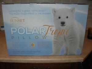 Pillow - Polar Tropic