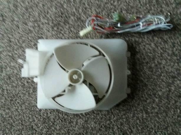 Microwave Fan for DAEWOO KOR6N9RR | in Wolverhampton, West Midlands