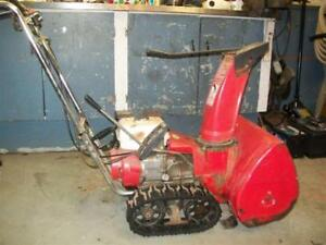dead snowblower wanted for free