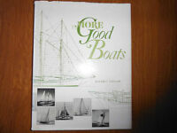 More Good Boats by Robert C. Taylor  Boat Designs Book