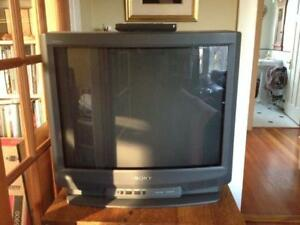 27'' SONY tube tv