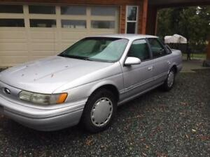 1995 Ford Taurus Silver 4 Door Sedan EXCELLENT Condition