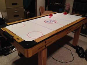 Cooper Top Action Air Hockey Table