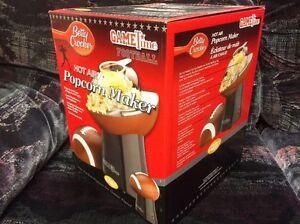 NEW! Popcorn popper -- football styling