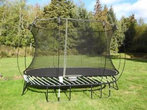 Springfree Trampoline 13ft x 8ft Large Oval