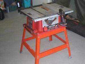 """Used Skilsaw Table Saw 10"""" - Good Running Order"""
