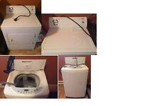 Laveuse portable / compacte LG et sécheuse INGLIS