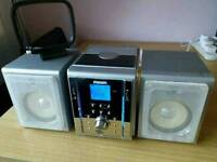 MAXIM Digital CD Micro HiFi System