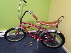 Bicyclette mustang.