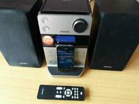 PHILIPS Classic DAB Micro System with Docking station