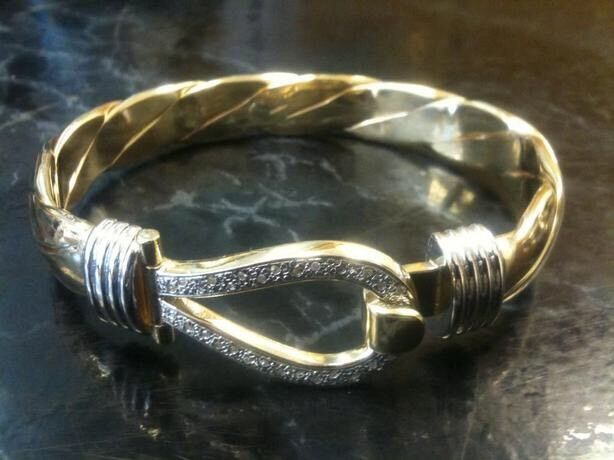 Gucci Mens Bangle 98 Gram In Nottingham Nottinghamshire