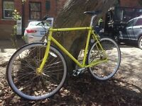 Single Speed Road Bike (Frame Size 58CM) in Perfect Working Order