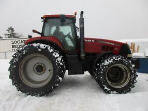 Reprise de finance Tracteur Case IH Magnum 335