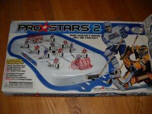 Looking for unwanted table top  rod hockey games