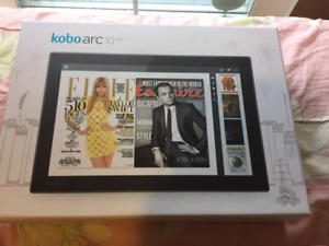 "Kobo Arc 10""HD (2560*1600) Wifi 16GB Android Tablet with HDMI"