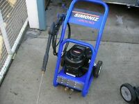 Laveuse pression PUISSANTE SIMONIZ Pressure washer VERY POWERFUL