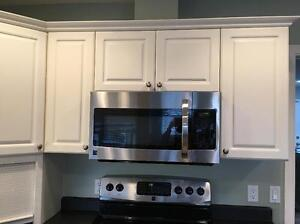 Complete Set of Kitchen Cabinets