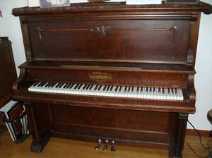 upright piano  D.W.KARN