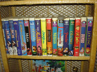 Great Classic VHS Movies @ .50 Cents Each or ALL for $10