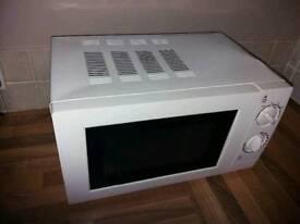 17Litres ASDA Manual Microwave