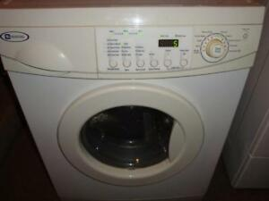 "MAYTAG 24"" FRONT LOAD WASHER LIKE NEW LIGHT USE 6 MNTH WARRANTY"