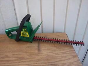 Weed Eater Electric Hedge Trimmer...