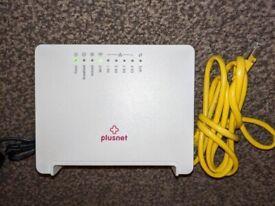 Plusnet sagemcom wifi router 2704N