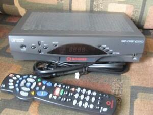 Rogers Cable HDTV Box Explorer 4250HD for Sale