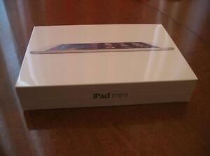 Ipad Mini 1st Gen 16gb WIFI in White Silver (Sealed NEW)