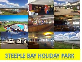 Cosalt Capri for sale at steeple bay holiday park