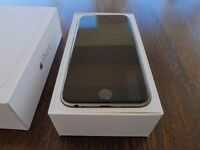 IPHONE 6 SILVER 16GB AS NEW BARGAIN