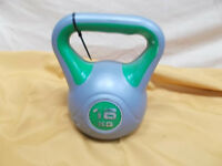 16kg Kettlebell weight