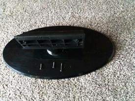 """22"""" LOGIK LCD TV BASE Model: E2213A-GB-TC-UK"""