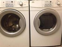 3 years old Inglis Glass Front Load Washer Dryer for sale