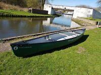 Mad River Canoe Explorer 16TT + Paddle