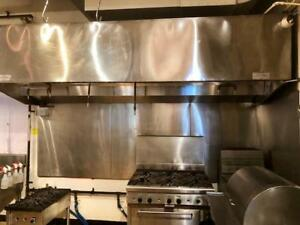Restaurant for rent - fully equipped and ready to open - Bay St