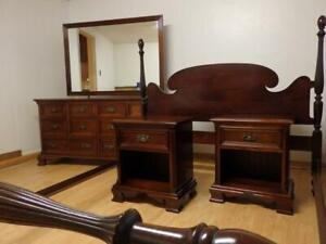 Mahogany Bedroom Set