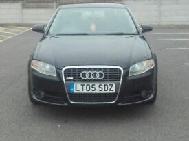 Audi A4 S-Line 2.L TDI 05 Plate