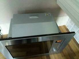 HOTPOINT Built-in Microwave Oven/ GRILL