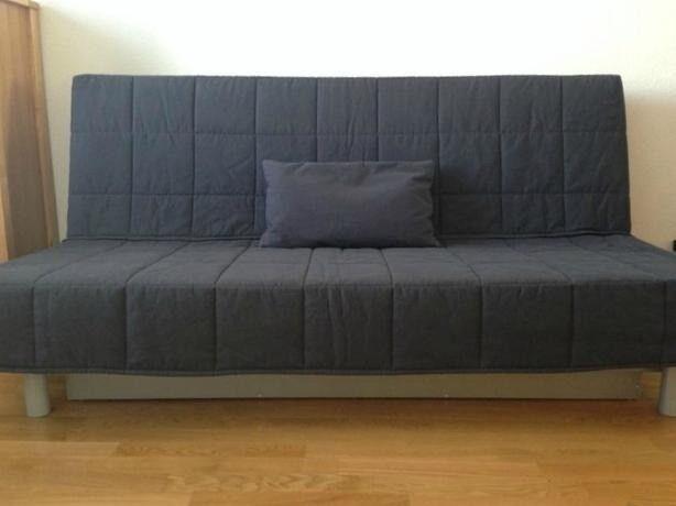 3 Seat Sofa Bed Futon Ikea Beddinge Lövås In Chessington