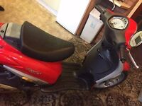 Moped 50cc