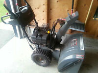 "Murray Pro Series 8HP 27"" Snow Blower"