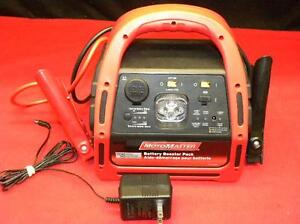 MotoMaster 700A Booster Pack, $50 for quick sale!