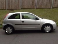 Vauxhall Corsa 2004 for spares and repairs