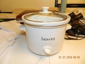 Bravetti Slow Cooker for A GREAT CAUSE