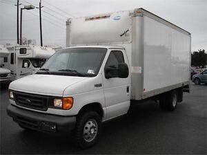 1ton truck FORD ECONOLINE E250 CubeVan