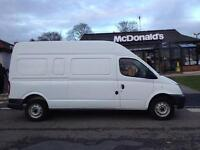 Nottingham based Man and van service,van rental.Low cost house removals! Tel.07429154211