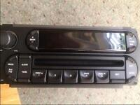 Stock Radio for 2006 Jeep