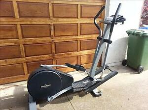 Nordictrack elliptical machine