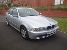 BMW 520 ES SE AUTOMATIC 03reg 2003 OUTSTANDING CONDITION